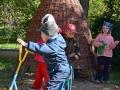 Školní zahrada - Proutěný program