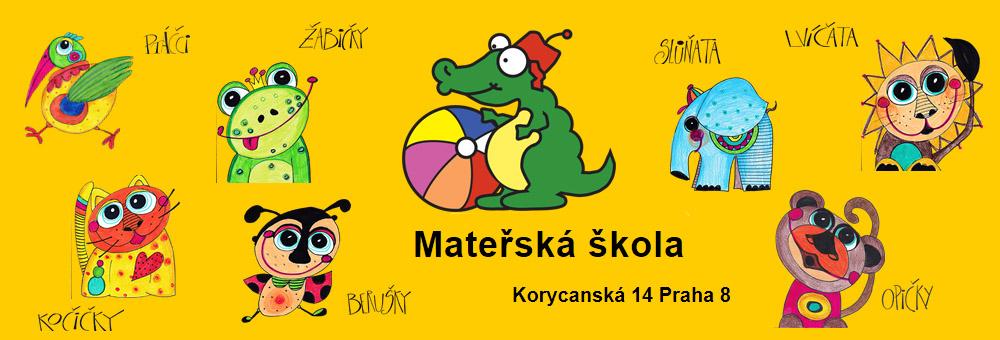 Mateřská škola Korycanská